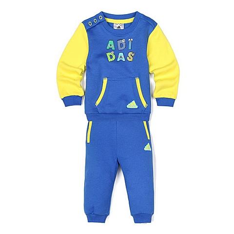 adidas阿迪达斯新款男童时尚单品系列长袖套服AH5425