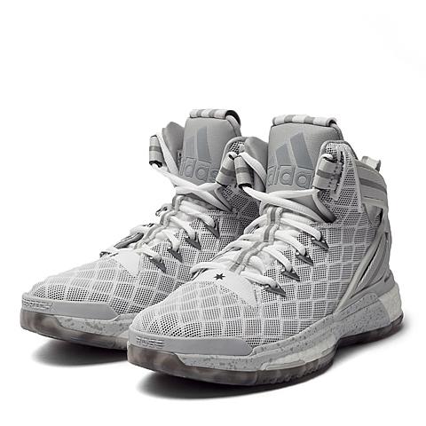 adidas阿迪达斯新款男童ROSE系列篮球鞋D69765