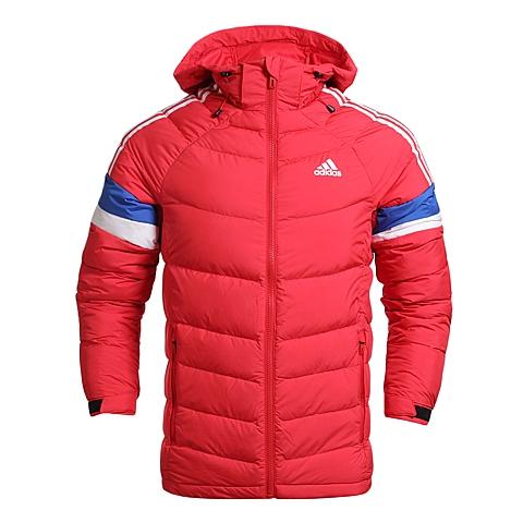 adidas阿迪达斯新款男子冬季茄克系列鹅绒羽绒服AB4622