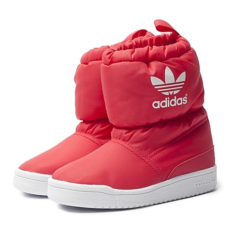 adidas阿迪三叶草新款女童休闲鞋B24744