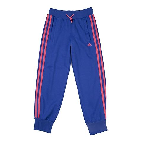 adidas阿迪达斯女童基础系列针织长裤AB4881