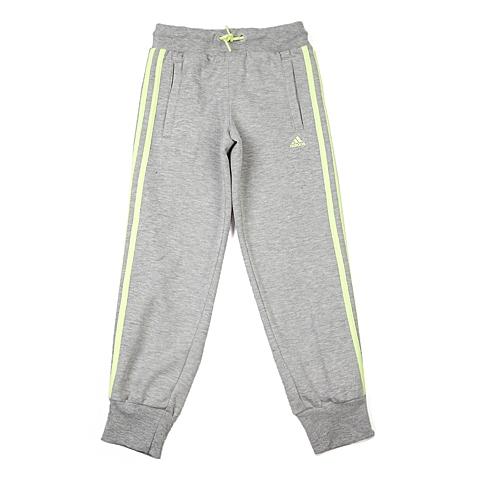 adidas阿迪达斯新款女大童针织长裤AB4880