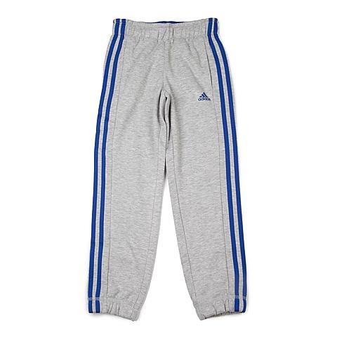 adidas阿迪达斯新款男大童基础系列针织长裤AC3219