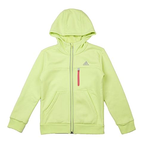 adidas阿迪达斯新款女大童针织开衫AH5472