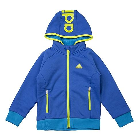 adidas阿迪达斯新款男小童梭织开衫AH5450