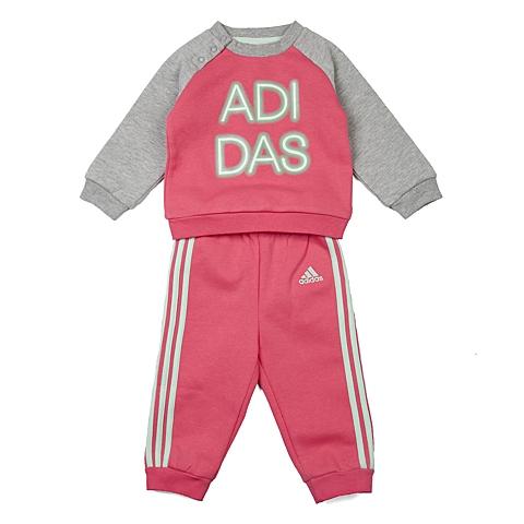adidas阿迪达斯新款女婴时尚单品系列长袖套服AB6944
