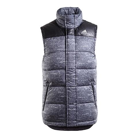 adidas阿迪达斯新款男子冬季茄克系列羽绒背心AB4593