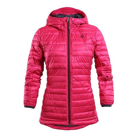 adidas阿迪达斯新款女子冬季越野系列鹅绒羽绒服AA2061