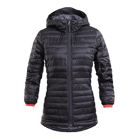 adidas阿迪达斯新款女子冬季越野系列鹅绒羽绒服AA2063
