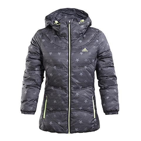 adidas阿迪达斯新款女子冬季茄克系列鹅绒羽绒服AB3252