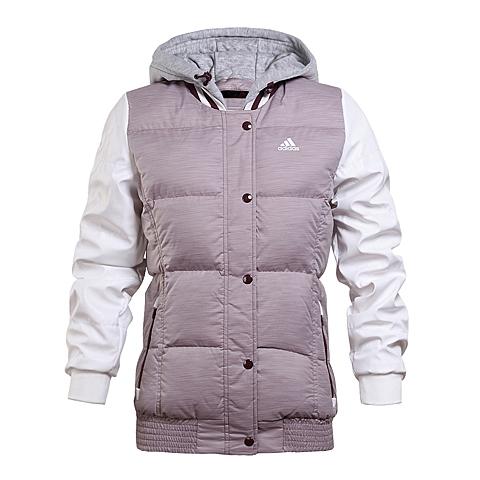 adidas阿迪达斯新款女子冬季茄克系列羽绒服AB3261