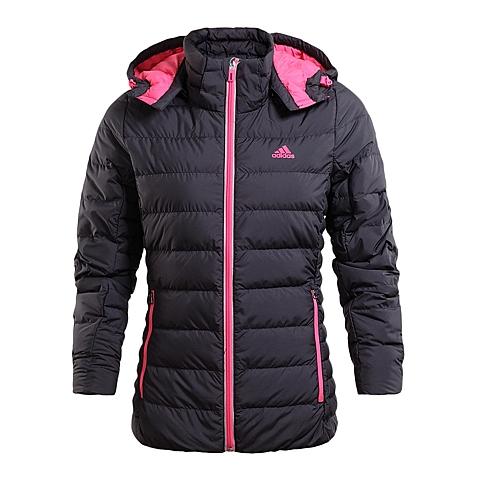 adidas阿迪达斯新款女子冬季茄克系列鹅绒羽绒服AB3268