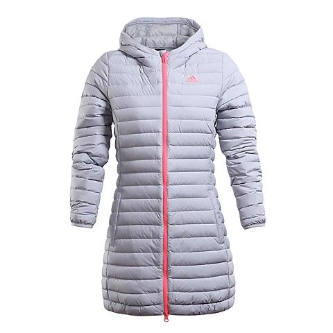adidas阿迪达斯新款女子冬季茄克系列鹅绒羽绒服AB3276