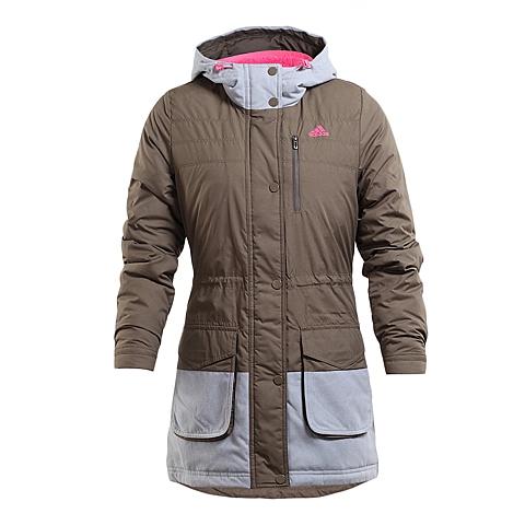 adidas阿迪达斯新款女子冬季茄克系列羽绒服AB3277