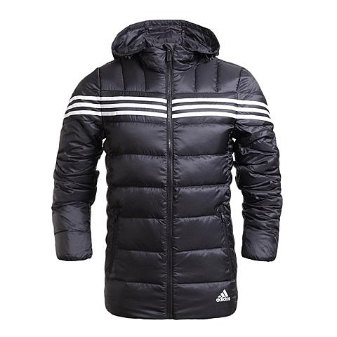 adidas阿迪达斯新款男子冬季茄克系列鹅绒羽绒服AB4626