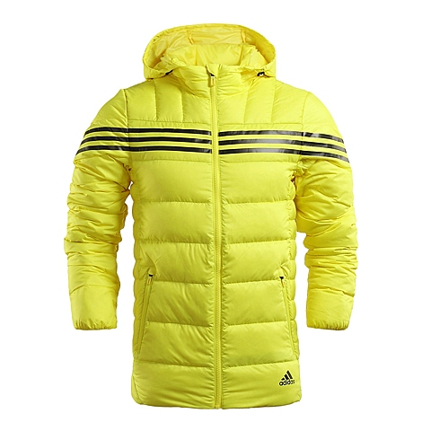 adidas阿迪达斯新款男子冬季茄克系列鹅绒羽绒服AB4627