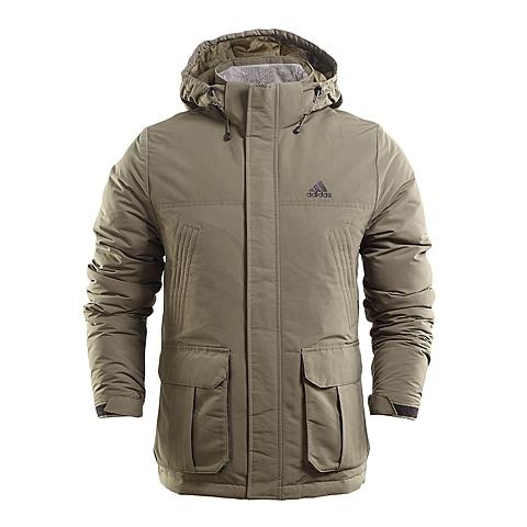 adidas阿迪达斯新款男子冬季茄克系列羽绒服AB4597