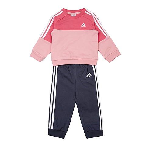 adidas阿迪达斯新款女婴基础系列长袖套服AB7006