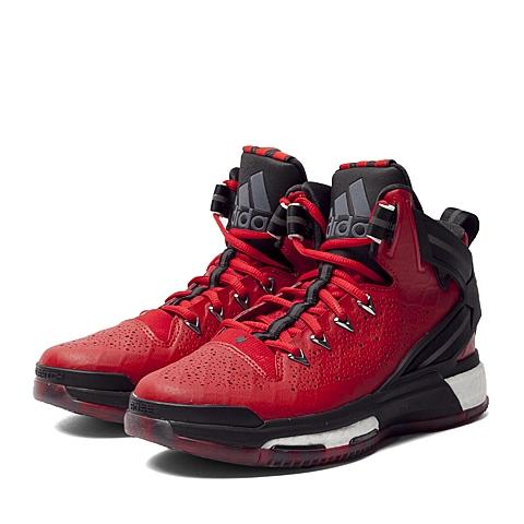 adidas阿迪达斯新款专柜同款男童ROSE系列篮球鞋D69768