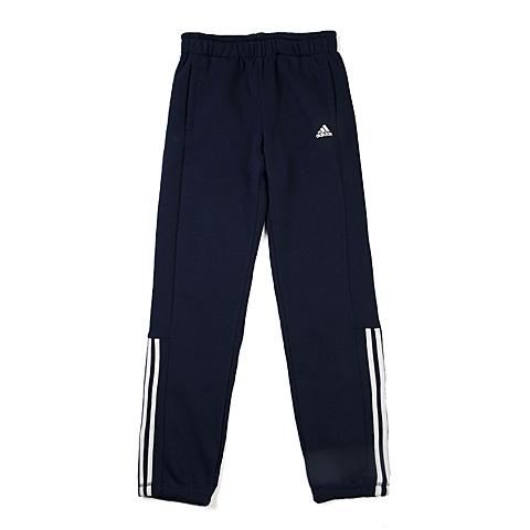 adidas阿迪达斯新款专柜同款男大童针织长裤AC3208