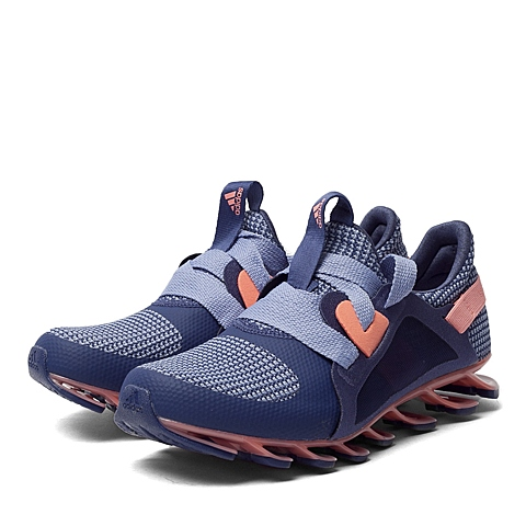 adidas阿迪达斯新款专柜同款女大童刀锋战士跑步鞋S74496