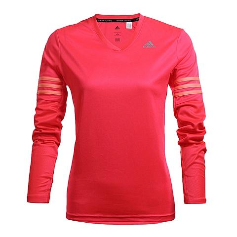 adidas阿迪达斯新款女子Response系列T恤AI8276
