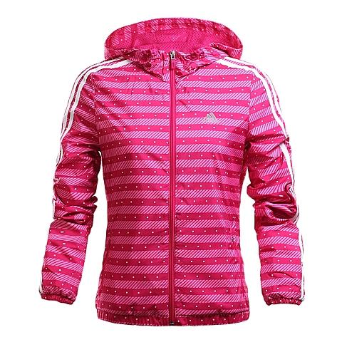 adidas阿迪达斯新款女子训练系列梭织外套AJ1220
