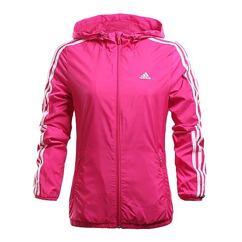 adidas阿迪达斯新款女子训练系列梭织外套AJ1222
