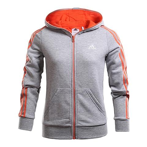 adidas阿迪达斯新款女子训练系列针织外套AJ1236