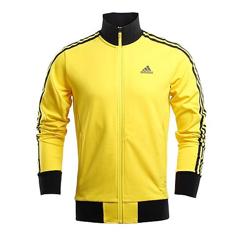 adidas阿迪达斯新款男子训练系列针织外套AJ3625