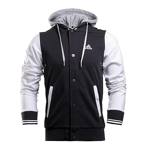 adidas阿迪达斯新款男子训练系列针织外套AJ3627