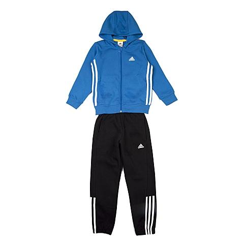 adidas阿迪达斯新款专柜同款小童男长袖套服AK2786