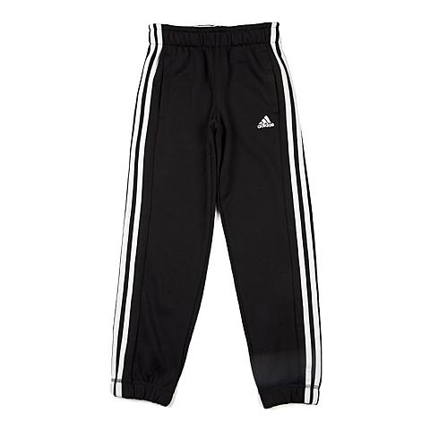 adidas阿迪达斯专柜同款大童男针织长裤AO4650