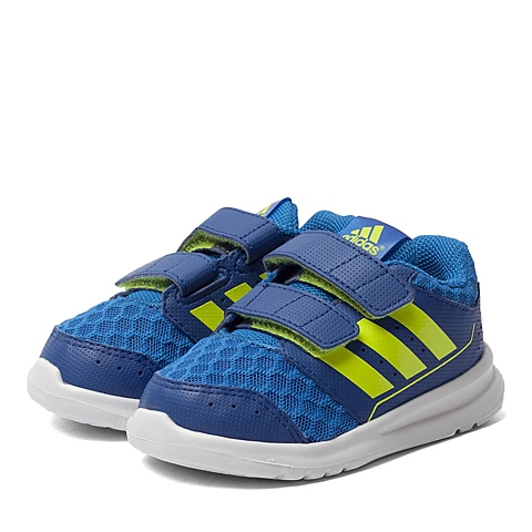 adidas阿迪达斯新款专柜同款男婴童跑步鞋AF4522