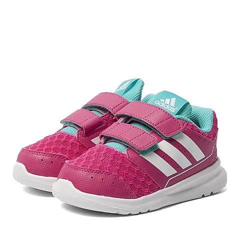 adidas阿迪达斯专柜同款女婴童跑步鞋AF4524