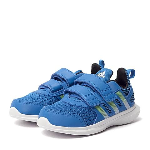 adidas阿迪达斯新款专柜同款男婴童跑步鞋S74781