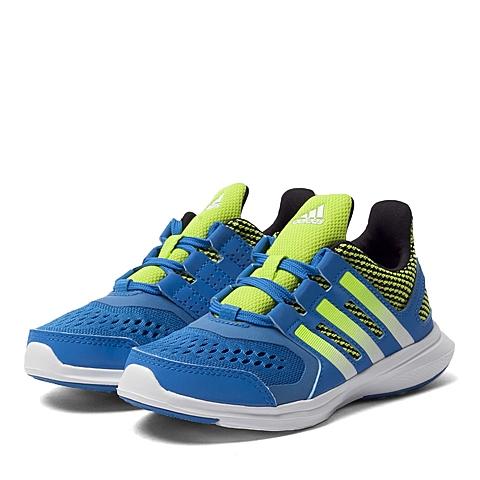 adidas阿迪达斯新款专柜同款男小童跑步鞋S74784