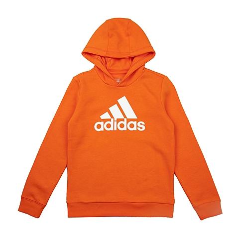 adidas阿迪达斯新款专柜同款大童男套头衫AK1999