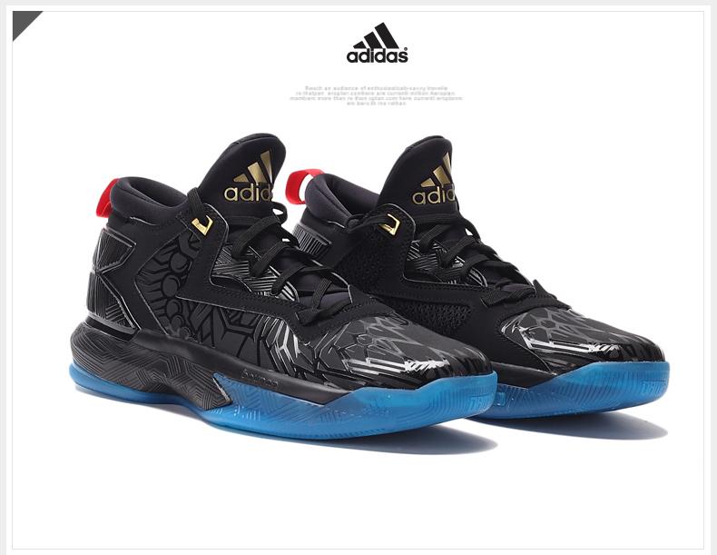 \/亮蓝】adidas阿迪达斯新款男子利拉德系列篮