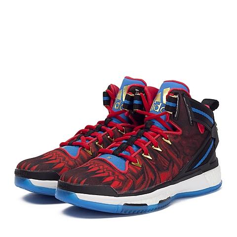 adidas阿迪达斯2016新款专柜同男大童ROSE系列篮球鞋AQ8231