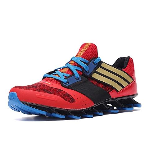 adidas阿迪达斯2016新款男子SPRINGBLADE系列跑步鞋AQ1854