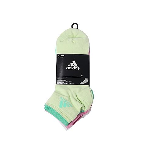 adidas阿迪达斯2016年新款中性训练系列袜子(6双)AJ9605
