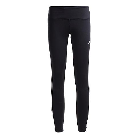 adidas阿迪达斯新款女子运动全能系列紧身长裤AJ9366