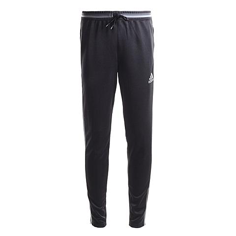 adidas阿迪达斯新款男子足球常规系列针织长裤AN9848