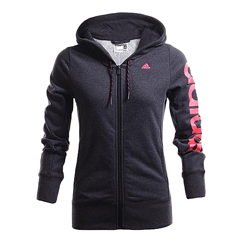 adidas阿迪达斯新款女子训练系列针织外套AJ4581