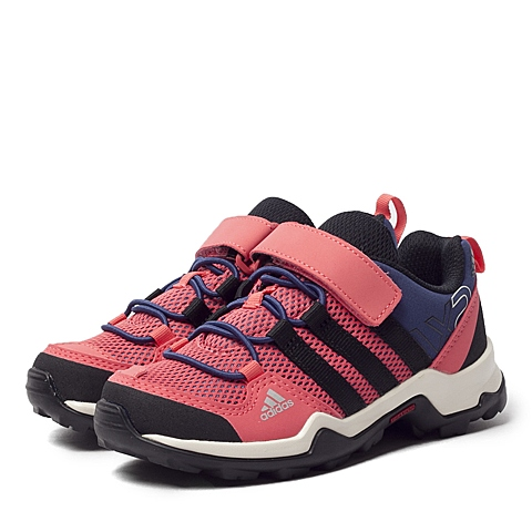 adidas阿迪达斯新款专柜同款女小童户外鞋AF6110