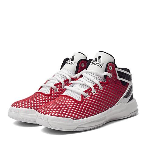 adidas阿迪达斯新款专柜同款男小童ROSE系列篮球鞋D70105