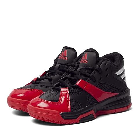 adidas阿迪达斯新款专柜同款男小童篮球鞋AQ8504