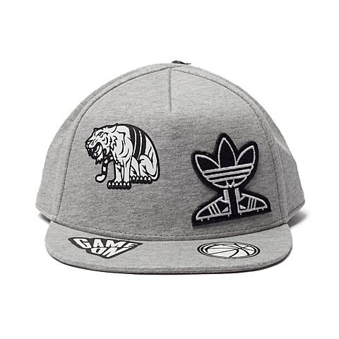 adidas阿迪三叶草新款专柜同款男童帽子AJ8719