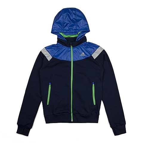 adidas阿迪达斯2016新款专柜同款大童男针织茄克AJ3961